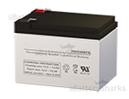 12 volts 12 amperes SLA Battery