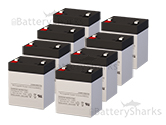 APC RBC43 replacement Batteries