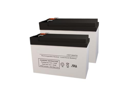 Batterysharks BEST POWER BAT-0062 UPS Replacement Batteries - Pack of 2 at Sears.com