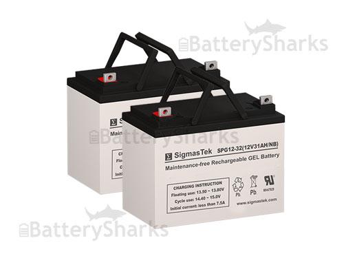 8gu1 Mk Battery Replacement Gel Battery 12 Volt 32 Amp