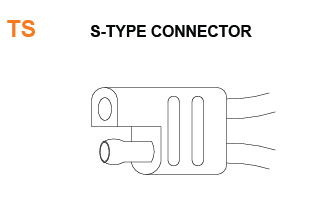 TS - Battery S-Type Connector Specifications