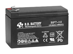 Bp7 12 F1 B Amp B Battery Replacement Sla Battery 12v 7ah